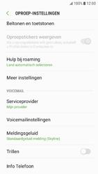 Samsung Galaxy J5 (2016) - Android Nougat - Voicemail - Handmatig instellen - Stap 6