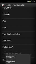 Sony LT28h Xperia ion - Internet - Configuration manuelle - Étape 15