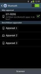 Samsung I9295 Galaxy S IV Active - Bluetooth - koppelen met ander apparaat - Stap 8