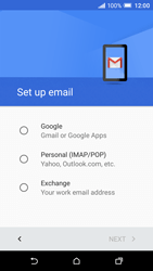 HTC One A9 - Email - 032a. Email wizard - Gmail - Step 8