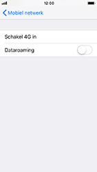 Apple iPhone SE - iOS 12 - Buitenland - Internet in het buitenland - Stap 6