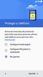 Sony Xperia XZ (F8331) - Primeros pasos - Activar el equipo - Paso 9