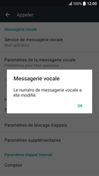 HTC HTC 10 - Messagerie vocale - Configuration manuelle - Étape 8