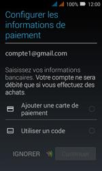 Huawei Y3 - Applications - Créer un compte - Étape 16