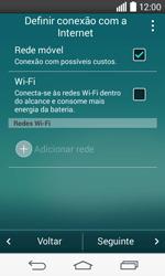 LG D390n F60 - Primeiros passos - Como ativar seu aparelho - Etapa 7