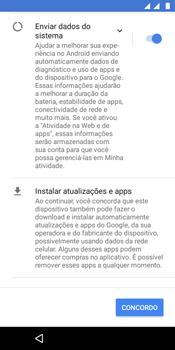 Motorola Moto E5 - Primeiros passos - Como ativar seu aparelho - Etapa 15