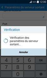 Samsung G355 Galaxy Core 2 - E-mail - Configuration manuelle - Étape 15