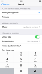 Apple iPhone 6 Plus - E-mail - Configuration manuelle - Étape 26