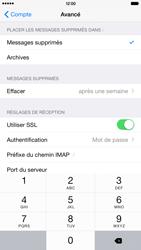 Apple iPhone 6 Plus - E-mail - Configuration manuelle - Étape 26