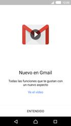 Sony Xperia M4 Aqua - E-mail - Configurar Gmail - Paso 4