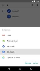 LG Nexus 5x - Android Nougat - Contacten en data - Contacten overzetten via Bluetooth - Stap 9