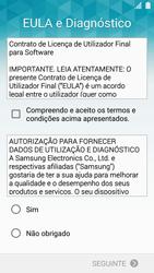 Samsung Galaxy S5 - Primeiros passos - Como ligar o telemóvel pela primeira vez -  6