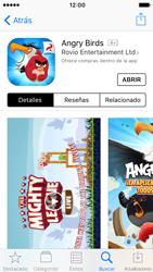 Apple iPhone SE iOS 10 - Aplicaciones - Descargar aplicaciones - Paso 18