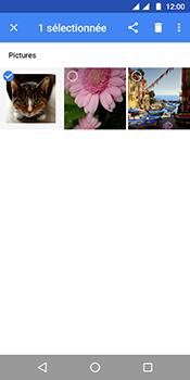 Motorola Moto G6 - Photos, vidéos, musique - Envoyer une photo via Bluetooth - Étape 9