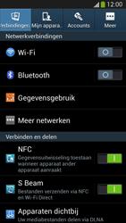 Samsung I9505 Galaxy S IV LTE - Wi-Fi - Verbinding maken met Wi-Fi - Stap 4