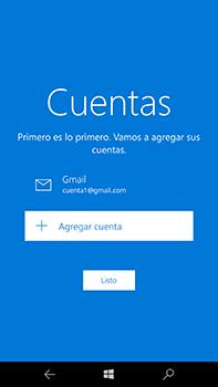 Microsoft Lumia 950 XL - E-mail - Configurar Gmail - Paso 13