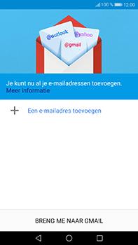 Huawei P10 Plus - E-mail - handmatig instellen (gmail) - Stap 5
