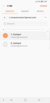 Samsung Galaxy S9 Plus - E-mail - envoyer un e-mail - Étape 8