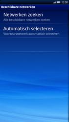 Sony Ericsson Xperia X10 - Bellen - in het buitenland - Stap 7