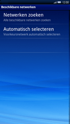 Sony Ericsson Xperia X10 - Buitenland - Bellen, sms en internet - Stap 8