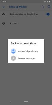 Nokia 9 - Data - Maak een back-up met je account - Stap 9