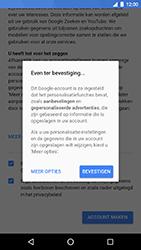 LG Nexus 5X - Android Oreo - Applicaties - Account instellen - Stap 17