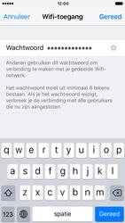 Apple iPhone SE met iOS 10 (Model A1723) - WiFi - Mobiele hotspot instellen - Stap 5