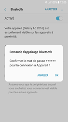 Samsung Galaxy A3 (2016) - Android Nougat - Bluetooth - connexion Bluetooth - Étape 10