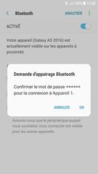 Samsung A3 (2016) - Android Nougat - WiFi et Bluetooth - Jumeler votre téléphone avec un accessoire bluetooth - Étape 8