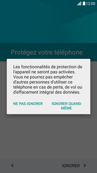 LG G4 - Premiers pas - Créer un compte - Étape 9