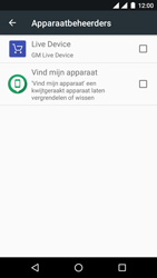Android One GM5 - Beveiliging en privacy - Zoek mijn mobiel activeren - Stap 6