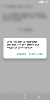 LG H870 G6 - Device maintenance - Retour aux réglages usine - Étape 9