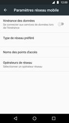 Motorola Moto G5 - MMS - Configuration manuelle - Étape 6
