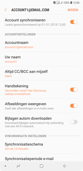 Samsung galaxy-a7-dual-sim-sm-a750fn - E-mail - Instellingen KPNMail controleren - Stap 9