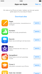 Apple iPhone 6 Plus - Applicaties - Account instellen - Stap 3