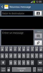 Samsung Galaxy Ace 3 - Contact, Appels, SMS/MMS - Envoyer un MMS - Étape 5