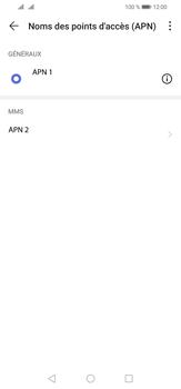 Huawei P30 Lite - MMS - configuration manuelle - Étape 16