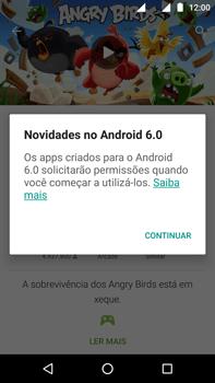 Motorola Moto G (4ª Geração) - Aplicativos - Como baixar aplicativos - Etapa 18