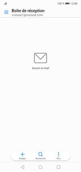 Huawei P20 Lite - E-mail - Configuration manuelle (outlook) - Étape 3