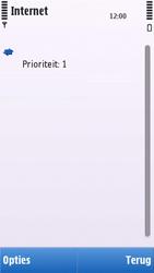 Nokia C5-03 - Internet - handmatig instellen - Stap 13