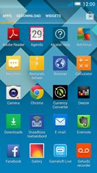 Alcatel OT-5036X Pop C5 - SMS - Handmatig instellen - Stap 3