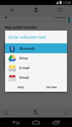 LG Google Nexus 5 - Contacten en data - Contacten overzetten via Bluetooth - Stap 8