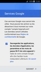 Samsung Galaxy J3 (2016) - E-mails - Ajouter ou modifier votre compte Gmail - Étape 15