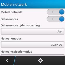 BlackBerry Q10 - Internet - handmatig instellen - Stap 9