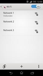 Sony Xperia E3 - Wifi - handmatig instellen - Stap 7