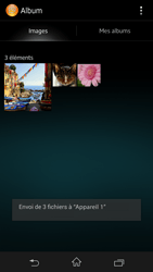 Sony Xpéria Z - Photos, vidéos, musique - Envoyer une photo via Bluetooth - Étape 12
