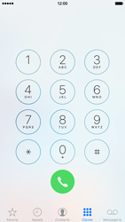 Apple iPhone 6 iOS 9 - SMS - Configuration manuelle - Étape 5
