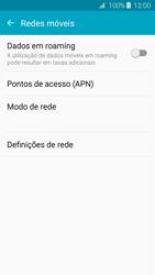 Samsung Galaxy J3 (2016) - Internet no telemóvel - Como configurar ligação à internet -  7