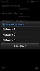 Nokia 700 - Netwerk - gebruik in het buitenland - Stap 12
