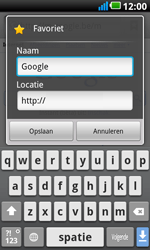 LG P990 Optimus 2X Speed - Internet - internetten - Stap 5